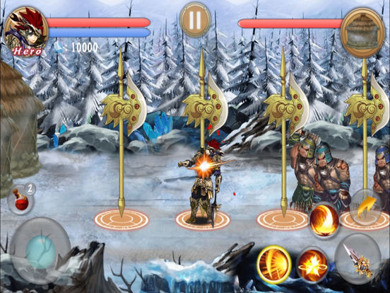RPG-Shadow Sword Pro. screenshot 8