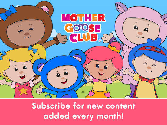 Mother Goose Club Rhymes screenshot 6