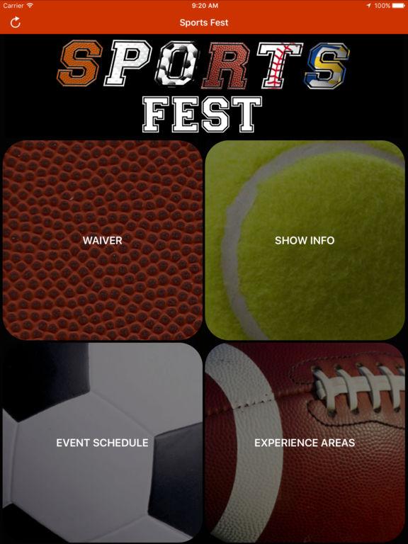 Sports Fest Lou screenshot 4