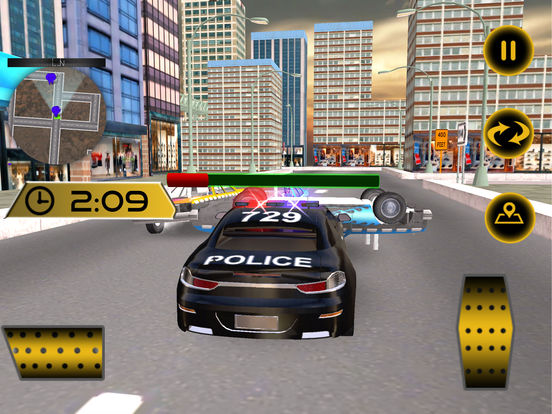 Spy Police Attack 3D screenshot 7