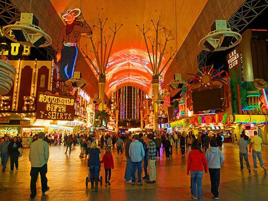 VR Las Vegas Strip South Walk 360 screenshot 5