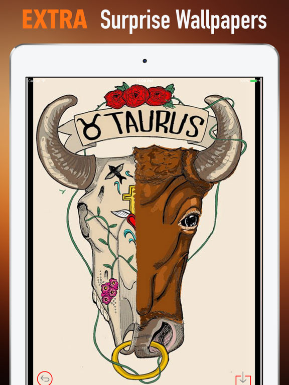 Taurus Wallpapers HD- Quotes and Art Pictures screenshot 8