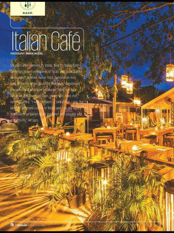 Indulge Magazine screenshot 9